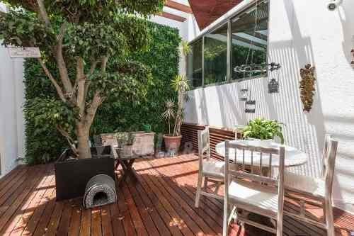 Casa Con Vigilancia En Venta Jardines Del Pedregal