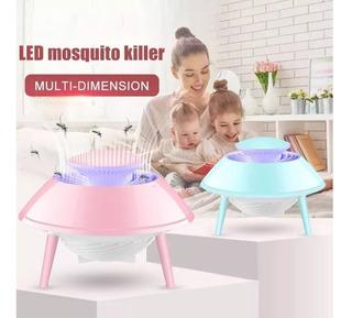 Trampa De Insectos Para Interiores: Mosquito,luz Led