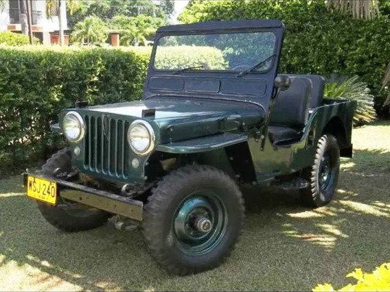 Jeep Willys C J 3 A