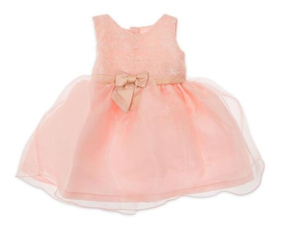 Vestido Rosa Baby Colors Pr-5050502
