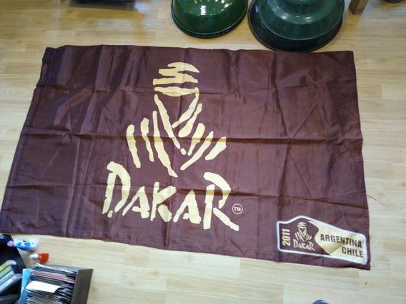 Bandera Dakar 2011 Argentina Chile