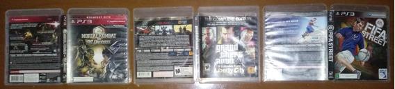 Jogos Mk Vs Dc Universe+fifa Street 4+gta 4 Complete Edition