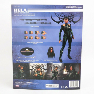 Mezco One 12 Thor Ragnarok Hela