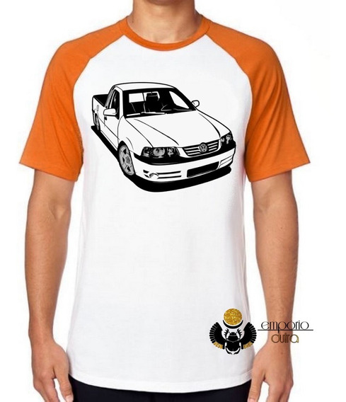 Camiseta Luxo Carro Saveiro Volkswagen Rebaixado Classico