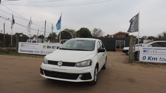 Volkswagen Gol 1.6 Power 2017