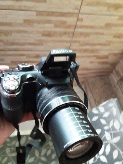 Câmera Fujifilme Semiprofissional 14megapixels 30x De Zoom