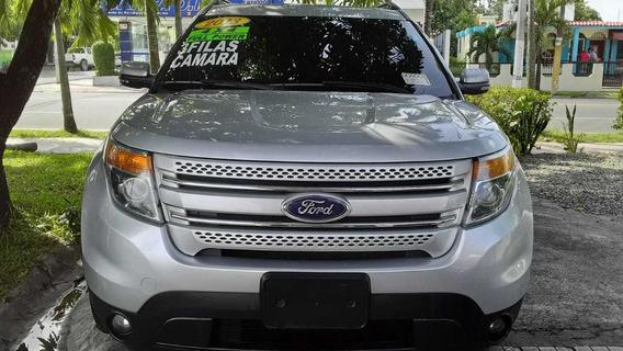 Ford Explorer American