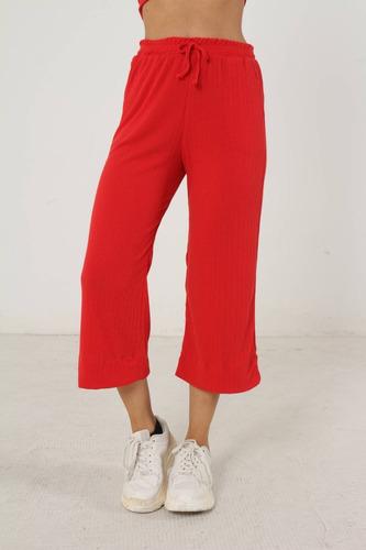 Pantalon Pantacourt Mujer Primavera Verano 2021 Mercado Libre
