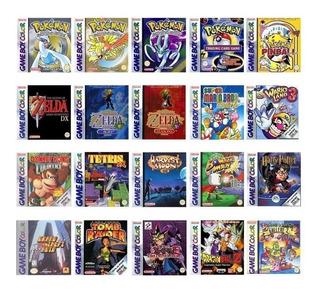 Game Boy Color Colección Completa P Android Y Pc