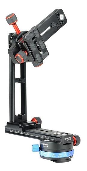 Kit Cabeça Panorâmica Nodal Benro Mpc30 C/ Escala 360º