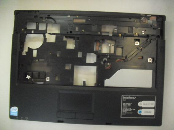 Carcaça Superior E Inferior Notebook Intelbras I10 Cx02