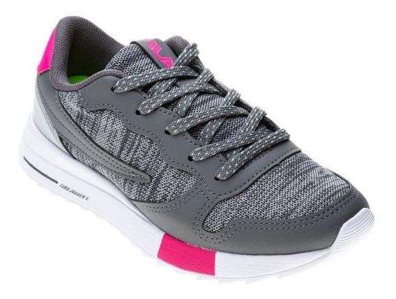 Zapatillas Fila Euro Jogger Sport Kids Niños Vs Colores Abc