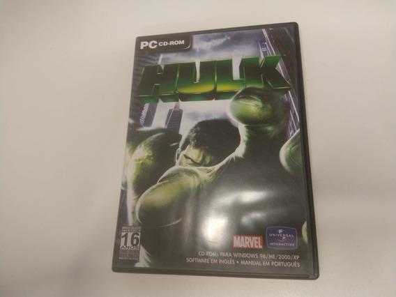Game Pc The Hulk