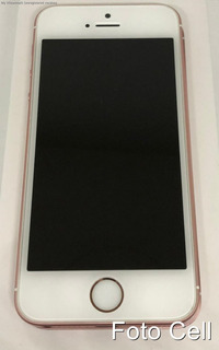 Apple iPhone SE 16gb - Chip A9, Ios 9, Tela 4´, 12mp - Usado