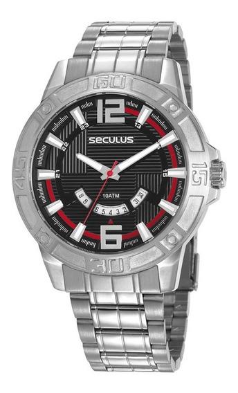 Relógio Seculus Masculino 23635gosvna1