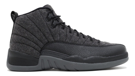 Tenis Nike Jordan 12 Retro Wool Lana Originales Talla 26mx 8us