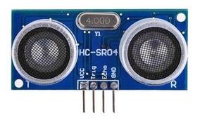 Sensor Ultrassonico Hc-sr04 Sensor De Distância