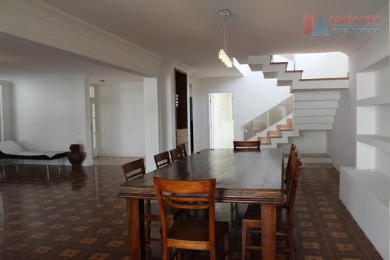 Casa Residencial À Venda, Jardim São Bento, São Paulo - Ca0599. - Ca0599