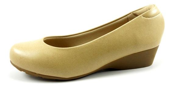 Zapato Modare Dama Taco Chino Bajo Mujer Punta Redonda