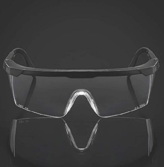 Lentes De Protección, Gafas Protectoras Médica Transparente