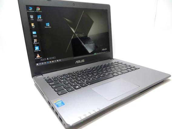 Notebook Asus X450l Core I5 4200u 8gb 500gb W10 - Seminovo
