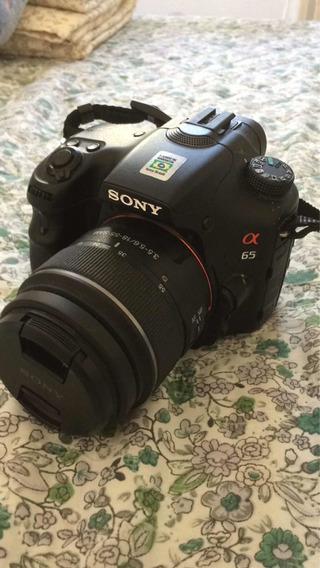Câmera Sony Profissional
