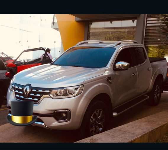 Renault Alaskan Versión Full