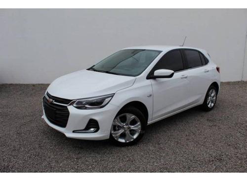 Imagem 1 de 11 de Chevrolet Onix 2021 1.0 Premier I Turbo Aut. 5p