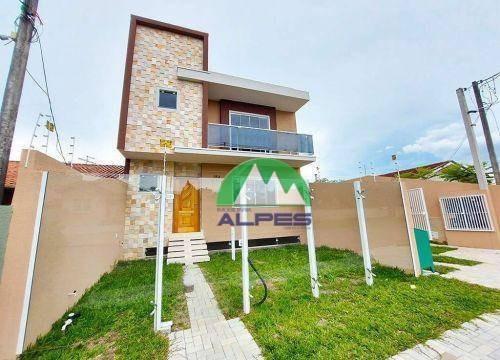 Imagem 1 de 23 de Sobrado À Venda, 156 M² Por R$ 795.000,00 - Portão - Curitiba/pr - So1249