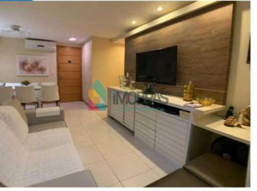 Imagem 1 de 15 de Luxuoso Apartamento, Prédio Com Infra. Proximo Ao Metrô Ótima Localização !!! - Boap30606