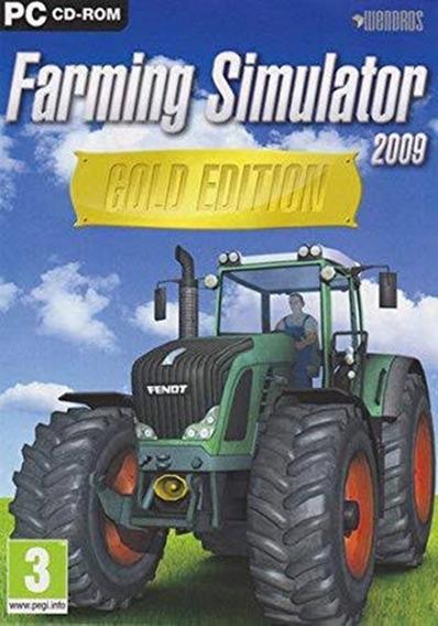 Farming Simulator 2009 Gold Edition Pc Digital