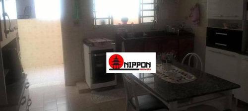 Casa Com 4 Dormitórios Sendo 1 Suíte, 3 Vagas De Garagem À Venda, 193 M² Por R$ 420.000 - Jardim Santa Cecília - Guarulhos/sp - Ca0235