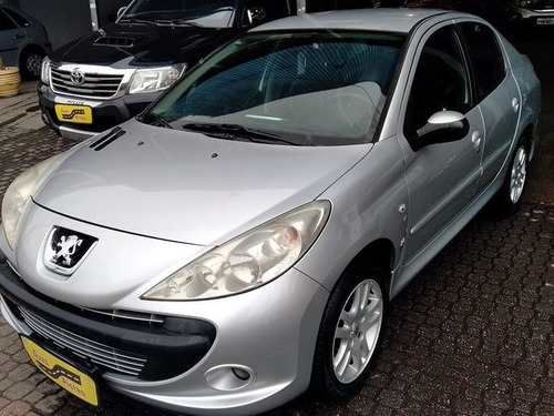 Peugeot 207 Sedan Xs Passion 1.6 16v Flex, Eet7094