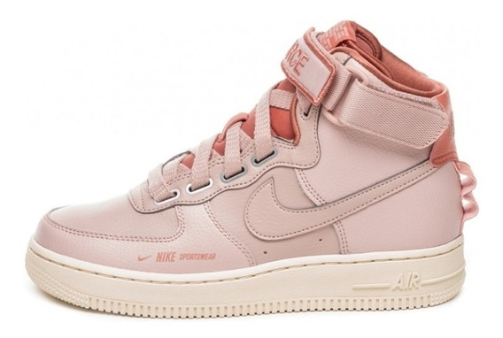 Nike Mujer Air Force 1 High Utility Pink