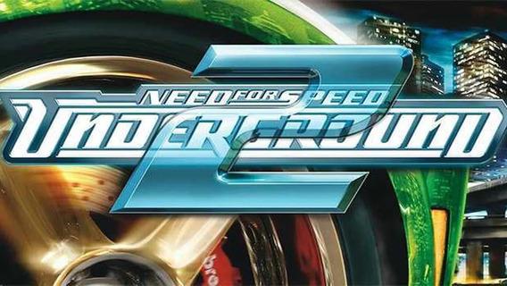 Need For Speed Underground Jogo Pc Envio Digital