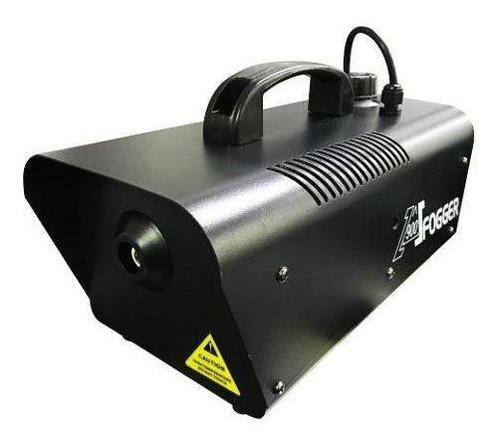 Máquina De Humo 900w Luz Rgb Control Inalámbrico