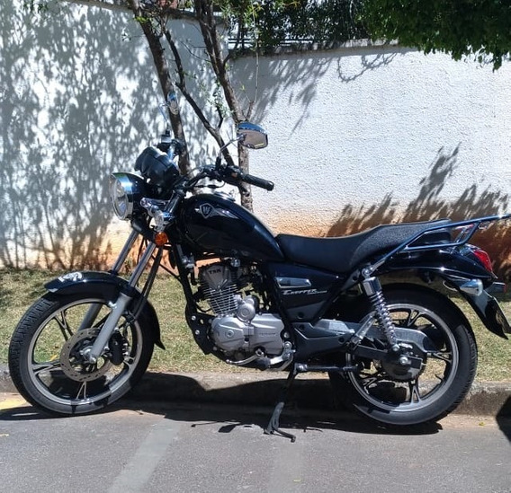 Haujue Chopper Road 150 - 2018 - 4 Mil Km