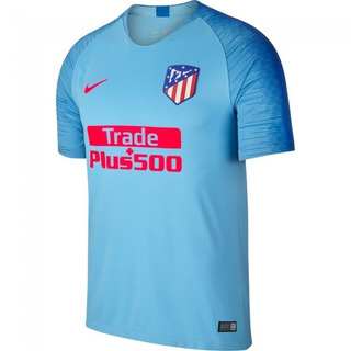 Camisa Atletico De Madrid Away 18-19 Importada