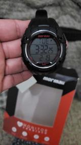 Relógio Digital E Monitor Cardíaco Mormaii
