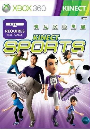 Kinect Sports Xbox 360 Midia Fisica Semi Novo