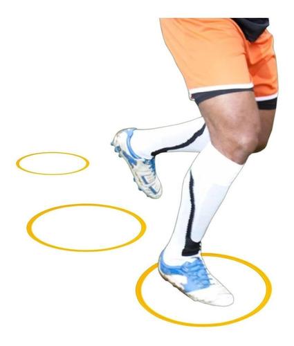 Aro Deportivo 60cm Entrenamiento Coordinación Fútbol El Rey