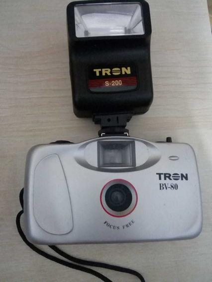 Câmera Fotográfica Antiga Trion