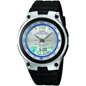 Relógio Casio - Aw-82-7avdf - Fishing-gear