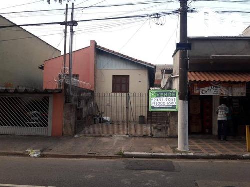 Terreno À Venda, 125 M² Por R$ 320.000,00 - Vila Aprazível - Guarulhos/sp - Te0247