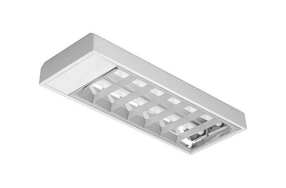 Luminária Philips De Sobrepor 2x9w