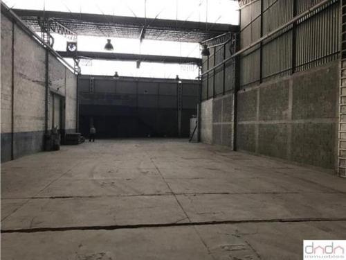 Imagen 1 de 11 de Bodega Comercial En Renta Naucalpan