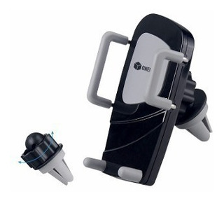 Soporte Auto Celular Ventilación 360º iPhone Samsung Lg Huawei Onebox Cp1 - Sti Cuotas