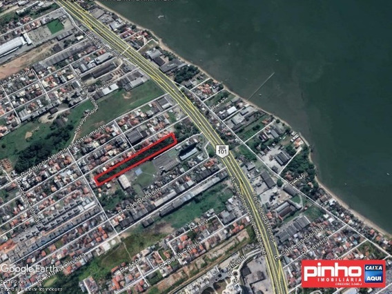 Terreno Urbano Com Área De 8.324,01m², Venda Direta, Bairro Nossa Serraria, São José, Sc - Assessoria Gratuita Na Pinho - Te00148