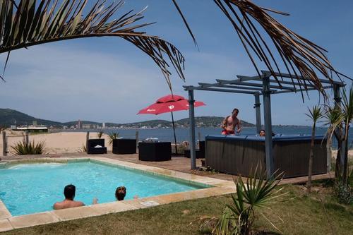 Piriapolis En La Playa Sobre La Arena Apto De 2 Dormitorios