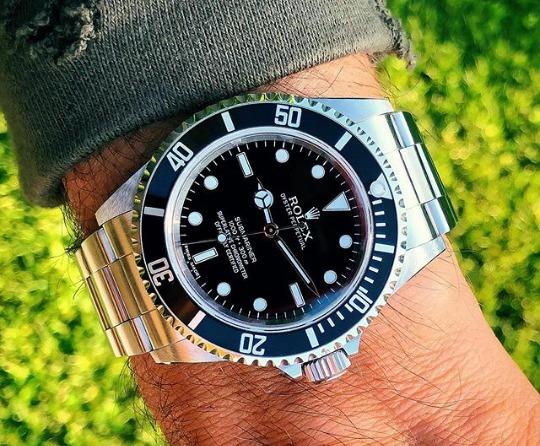 Relógio Masculino Submariner